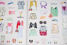 Fifi Lapin's What Shall I Wear Today