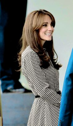 Will and Kate and All That's Great — theroyalsandi:   The Duchess of Cambridge at Anna...