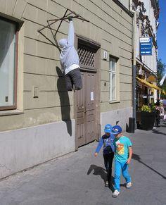 10 Disturbing Pieces Of Street Art That'll Haunt Your Nightmares | The Creators Project