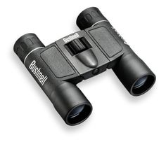 Bushnell Powerview 10x25 Compact Folding Roof Prism Binocular (Black) - http://www.binocularscopeoptics.com/bushnell-powerview-10x25-compact-folding-roof-prism-binocular-black/
