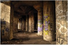 An #abandoned Grain Elevator in #Buffalo NY.  Made for some great #Industrial #Photography #Urbex #UrbanExploring  http://flic.kr/p/hTu94w