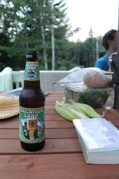 New England micro brewed beer.
