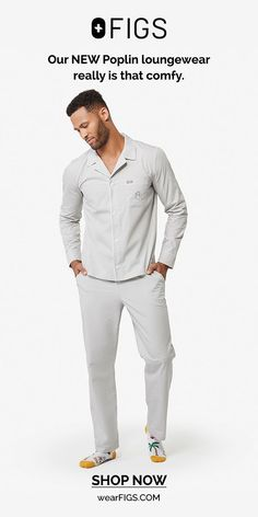 Medical professionals recommend getting eight hours of sleep a night. We support this. So go on, hit snooze with our ultra-light, ultra-comfy Poplin loungewear. Hurry, they're only here for six weeks! Shop now! Cute Teen Outfits, Teenage Girl Outfits, Baby Boy Outfits, Outfits For Teens, Fall Outfits, Doll Clothes Patterns, Clothing Patterns, Clothing Sets, Sherlock Outfit