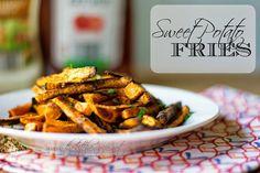 ~The Kitchen Wife~: Sweet Potato Fries