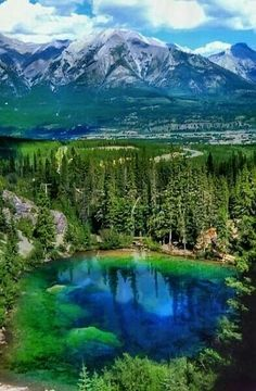 Grassi Lakes,Canmore,AB,Canada