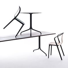 Bouroullec Brothers To Debut Belleville Furniture Collection For Vitra - http://decor10blog.com/decorating-ideas/bouroullec-brothers-to-debut-belleville-furniture-collection-for-vitra.html