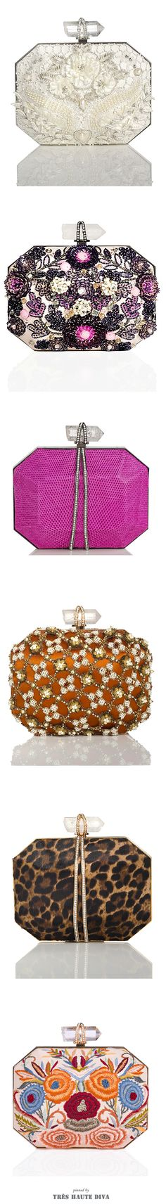 I really do need a good embellished purse, these Marchesa clutches are perfect Louis Vuitton Handbags, Purses And Handbags, Handbags Michael Kors, Beautiful Handbags, Beautiful Bags, Marchesa, Beaded Purses, Evening Bags, Evening Clutches
