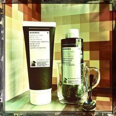Mint Tea, Makeup Remover, Face Care, Natural, Cleanse, Milk, Tableware, Green, Rain Shower Heads