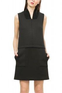 Desigual černé šaty Mariona Tommy Hilfiger, Calvin Klein, Dresses For Work, Fashion, Hands, Moda, Fashion Styles, Fashion Illustrations