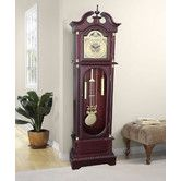 Found it at Wayfair - Jenlea Daniel Dakota Floor Standing Grandfather Clock