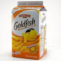 One word...addicted!!! To say I love Goldfish is an extreme understatement lol!! ~=)