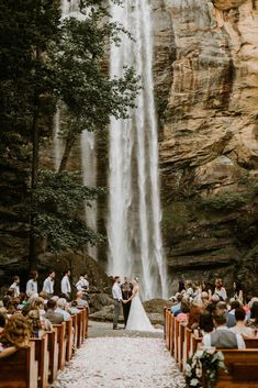 Head into the Woods with 14 Must-See Forest Weddings! - Green Wedding Shoes wedding locations Head into the Woods with 14 Must-See Forest Weddings! Unusual Wedding Venues, Outdoor Wedding Venues, Cheap Wedding Venues, Beautiful Wedding Venues, Wedding Programs, Event Planning Guide, Event Guide, Wedding Planning, Forest Theme