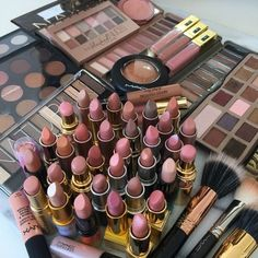 makeup, lipstick, and make up image