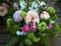 Spring flowers by Cody Floral Design