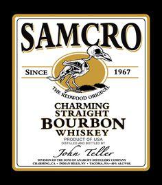 Sons of Anarchy - samcro bourbon