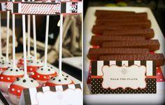 X Marks The Spot Pirate Guest Dessert Feature « SWEET DESIGNS – AMY ATLAS EVENTS