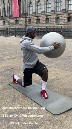 Fitness Workouts, Sport Fitness, Fitness Goals, At Home Workouts, Workout Bauch, Shoulder Workout, Fit Motivation, Workout Videos, Cardio