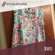 Shell me about it dress Fun print for your next beach trip! Lilly Pulitzer Dresses