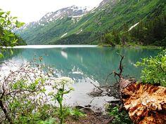 Lago Escondido, província de Rio Negro, Argentina.  Fotografia: http://www.culturademontania.com.ar/