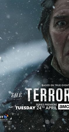 Created by David Kajganich. With Jared Harris, Tobias Menzies, Ciarán Hinds, Paul Ready. The crew of a Royal Naval expedition searching for the Arctic's treacherous Northwest Passage discovers instead a monstrous predator.