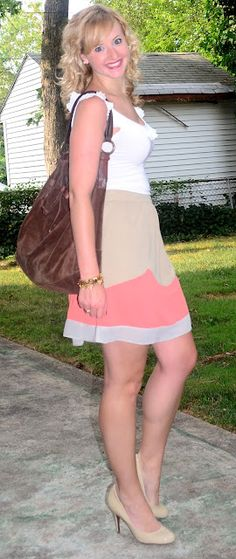 Currently obsessed with skirts.