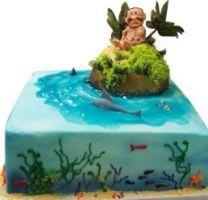 Fisherman #Cake
