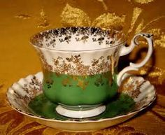 Porcelanna made in Italy cup and saucer - Bing images