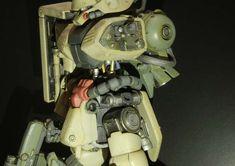 HGUC 1/144 Marasai (UC ver.) Custom Build - Gundam Kits Collection News and Reviews