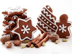 Christmas Cookies Recipes - Ingredients and Preparation