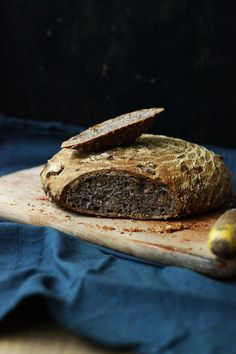 Sourdough Bread with Nuts