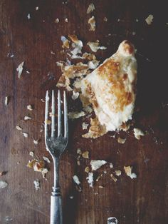 Brown Butter, Sage, Cream Cheese, & Apple Turnovers | The Kitchy Kitchen