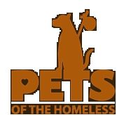 """""""Feeding Pets of the Homeless also known as Pets of the Homeless is a nonprofit volunteer organization that provides pet food and veterinary care to the homeless and less fortunate in local communities across the United States and Canada."""""""