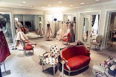 Christian Dior Paris ateliers