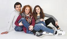 Bruna Barata e família A Bruna faz sessão fotografia com os seus pais para o blogue PeloRim #DanielMergulhao #familia #pelorim #BrunaBarata #dm1989 #fotografia