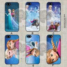 Disney frozen iPhone 5s case iPhone 5C Case iPhone 5 by CrazyGift, $8.99. I loveeee A