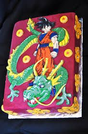 Resultado de imagen para pasteles de dragon ball