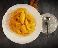 Γλυκό κουταλιού πορτοκάλι | Συνταγή | Argiro.gr Snack Recipes, Snacks, Food Categories, Greek Recipes, Preserves, Cantaloupe, Jelly, Carrots, Sweet Home