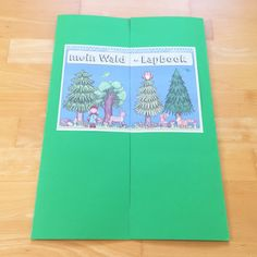Wald Lapbook im Sachunterricht - Malvorlage Maila, Teaching First Grade, Science, Cut And Paste, Kids Corner, Primary School, Back To School, Teacher, Activities