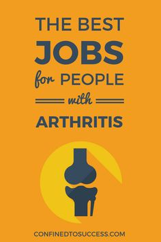 Do you suffer from arthritis and need to find work? Discover the best and worst jobs for people with arthritis and tips to help you get through the workday! Signs Of Arthritis, Yoga For Arthritis, Natural Remedies For Arthritis, Knee Arthritis, Types Of Arthritis, Psoriasis Arthritis, Rheumatoid Arthritis Treatment, Arthritis Pain Relief, Diet