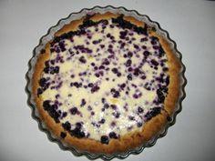 Mamman mustikkapiiras - Kotikokki.net - reseptit