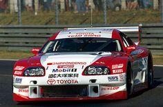 Retrospective>>toyota Supra Gt Lm At Le Mans - Speedhunters Racing Car Design, Sports Car Racing, Auto Racing, Road Race Car, Race Cars, Toyota Celica, Toyota Supra, Gt Cars, Latest Cars