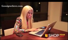 EXCLUSIVE SNEAK PEEK: Nicki Minaj Teams Up With K-Mart For New Clothing Line Venture!.. See What To Expect Here! ~ @Gossip We Love