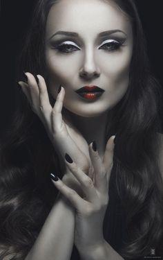 Black Widow by michellemonique.deviantart.com on @deviantART