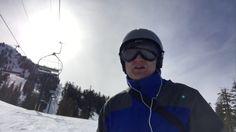 Ski Warmup for Social Media Marketing World
