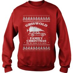 GRISWOLD FAMILY CHRISTMAS VACATION HOODIE SWEATSHIRT