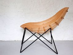 Carvel Chair by designer Andrew Clancy for Déanta