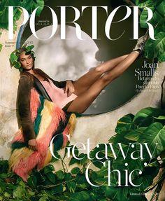 Porter Magazine Issue 9 Summer 2015 Cover