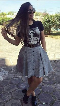 Swans Style is the top online fashion store for women. Shop sexy club dresses, jeans, shoes, bodysuits, skirts and more. Trend Fashion, Fall Fashion Outfits, Modest Fashion, Hijab Fashion, Fashion Dresses, Sunday Outfits, Office Outfits, Casual Outfits, Cute Outfits