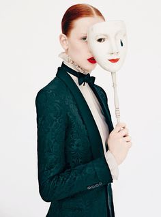 Dani Witt, Dasha Gold, Lera Tribel by Erik Madigan Heck for Harper's Bazaar UK August 2015