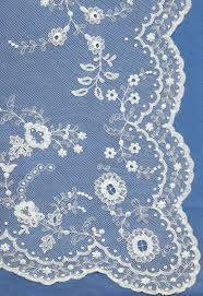 Limerick lace -tambour chain stitch or needlerun on mesh Irish Limericks, Limerick City, Linens And Lace, Lost Art, Irish Lace, Lace Making, Antique Lace, Diy Embroidery, Chain Stitch